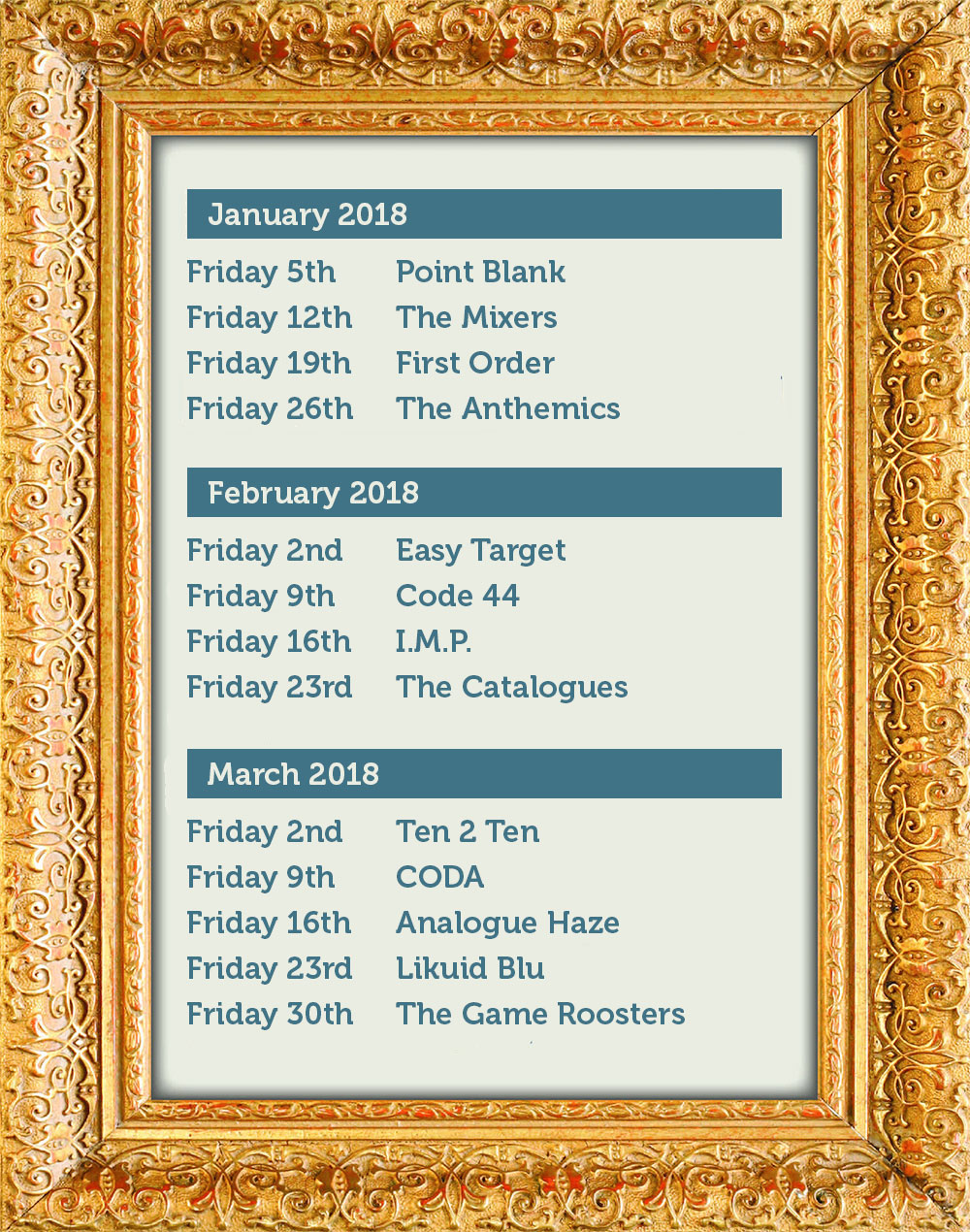 band-dates-2018-jan-mar