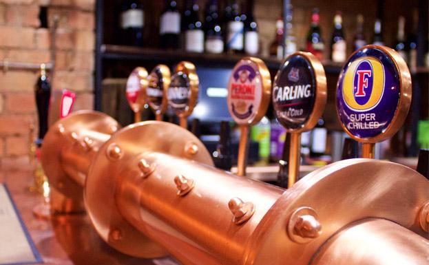 Bar Pumps