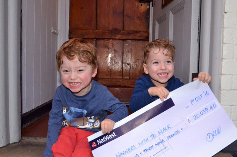 children wishing well fundraiser